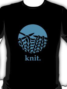 Knit. T-Shirt