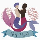 Mermen Romance by Hexadecimal