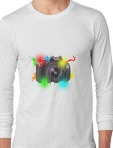 Canon T Shirt Long Sleeve T-Shirt