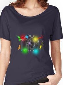 Canon T Shirt Women's Relaxed Fit T-Shirt
