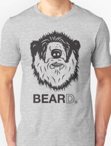 Bear Beard. T-Shirt