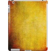 Abstract Summer iPad Case Crazy Cool Lovely New Grunge Texture iPad Case/Skin