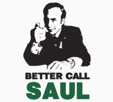Better Call Saul (Red) T-Shirt