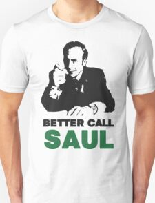 Better Call Saul (Red) T-Shirt