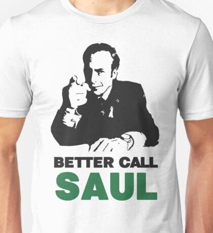 Better Call Saul (Red) Unisex T-Shirt