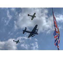 Battle of Britain Memorial Flight Photographic Print