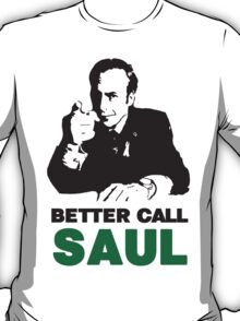 Better Call Saul (Red/Yellow) T-Shirt
