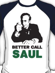 Better Call Saul (Red/Yellow) T-Shirt