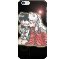 Inuyasha and Kagome  iPhone Case/Skin