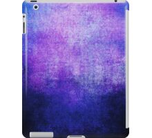 Abstract iPad Case Crazy Blue Cool Lovely New Grunge Texture iPad Case/Skin
