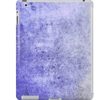 Abstract iPad Case Light Blue Cool Lovely New Grunge Texture iPad Case/Skin