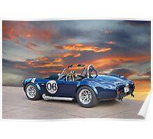 1965 Shelby Cobra 427 #6   Poster