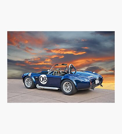 1965 Shelby Cobra 427 #6   Photographic Print