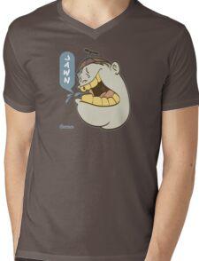 Timmy Yelling Jawn Graffiti Character Mens V-Neck T-Shirt