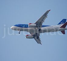 BMI Airbus A319 (G-DBCD) by justbmac