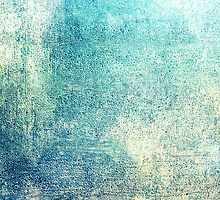 Abstract iPad Case Crazy Light Blue Cool Lovely New Grunge Texture by Denis Marsili - DDTK