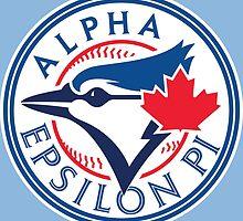 AEPi Toronto Blue Jays by David Sebo