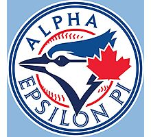 AEPi Toronto Blue Jays Photographic Print