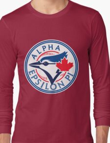 AEPi Toronto Blue Jays Long Sleeve T-Shirt
