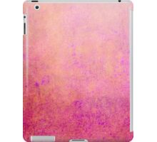 Abstract iPad Case Crazy Pink Cool Lovely New Grunge Texture iPad Case/Skin