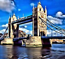 Tower Bridge by Paul Stevens