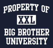 Property of Big Brother University by familyman