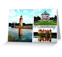 Gruss aus Moritzburg Greeting Card