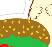 Happy Kitty Sticker