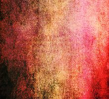 Abstract iPad Case Crazy Red Colors Cool Lovely New Grunge Texture by Denis Marsili - DDTK