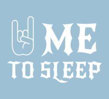 Rock Me to Sleep Kids Clothes