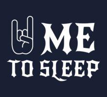 Rock Me to Sleep One Piece - Long Sleeve