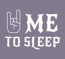 Rock Me to Sleep Kids Tee