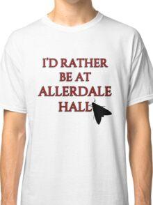 Crimson Peak - Allerdale Hall Classic T-Shirt