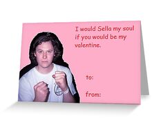 The Front Bottoms Valentine Greeting Card