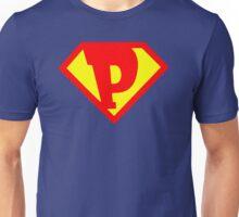 Super Monogram P Unisex T-Shirt