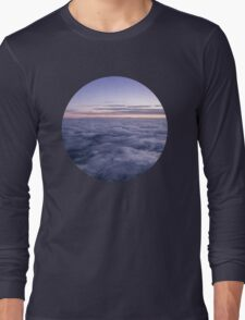 Clouds in the sky Long Sleeve T-Shirt