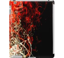 Light trails iPad Case/Skin