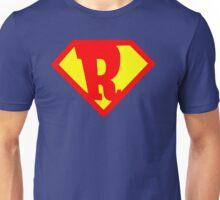 Super Monogram R Unisex T-Shirt