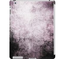 Abstract iPad Case Black and White Vintage Cool New Grunge Texture iPad Case/Skin
