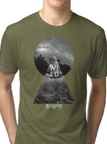 Wildearth (Ocean Blue) Tri-blend T-Shirt