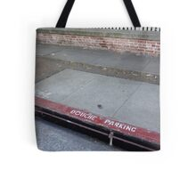 Douche Parking Tote Bag