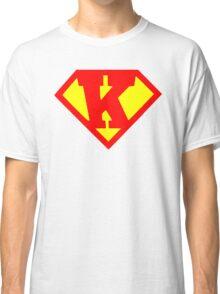 Super Monogram K Classic T-Shirt