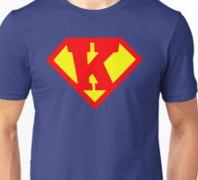 Super Monogram K Unisex T-Shirt