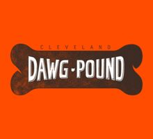 Cleveland Dawg Biscuit by WeBleedOhio