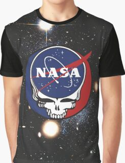 Steal Your Space Graphic T-Shirt