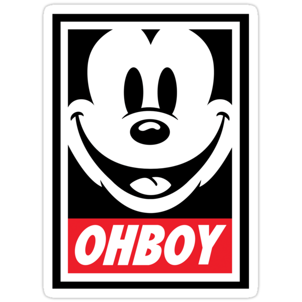 Mickey Oh Boy ! by JohnnySilva