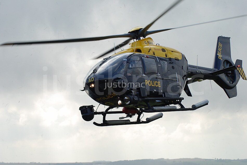 Police Scotland Chopper: Acutely Airborne  by justbmac