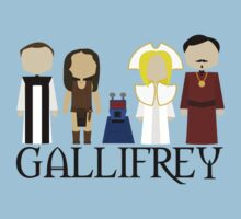 Gallifrey Audios by dbowkercreative