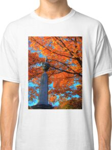 Mount Auburn: Into the Fire Classic T-Shirt