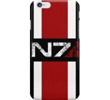N7 Color Logo iPhone Case/Skin